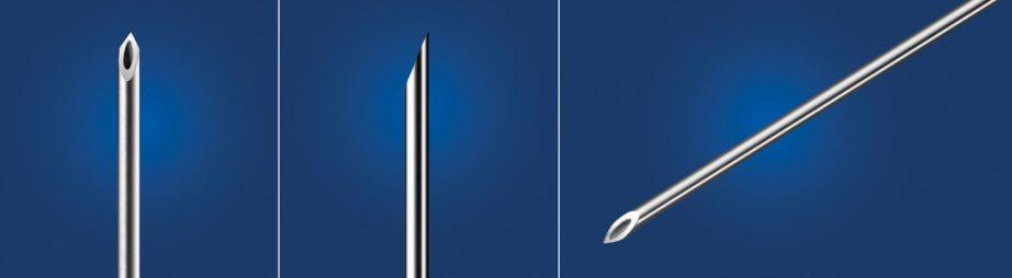 Igaku - IV Back Cut Needle